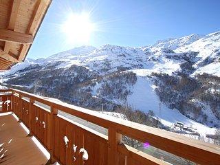 Chalet de Ski Rustique + à Seulement 100m de la Navette | Skiez dans les 3