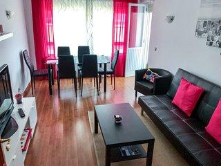 Apartamento centrico, luminoso, wifi, VUT-599-AS, Posada de Llanes, 6 Pax