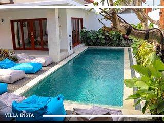 ♥ Villa Insta ♥ Luxurious, new, modern & spacious in the heart of Canggu