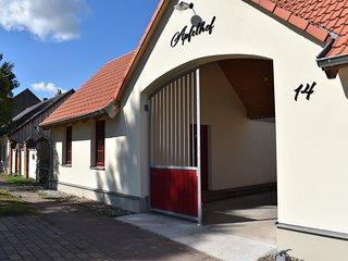 Ferienwohnung Rustika für Familien in Biesenbrow