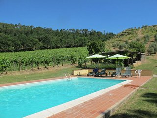 Podere di Poggetto Apartment Sleeps 6 with Pool and Free WiFi - 5719621