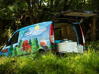 Agape Escape RV CAMPERVAN