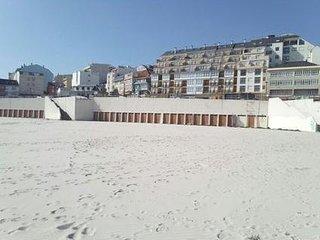 Apartamento 2 dormitorios en 1a linea de playa