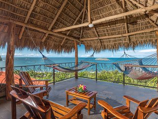 Exclusive Luxury OCEAN VIEW Villa closest to M.A. Beach/ Casa Vista Oceana