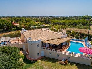 Villa Marianna Do Sol 5 Bedrooms 5 Bathrooms Air Conditioning Heated Pool