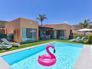 Par 4 Villa 13 Salobre Gran Canaria