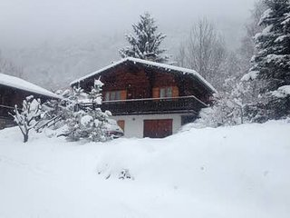 Rusticly Charming Chalet Collette