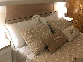 Apartamento muy confortable y moderno para 6 de frente a la ría en combarro
