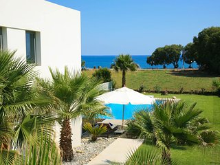 Maleme Villa Sleeps 4 with Pool Air Con and WiFi - 5604887