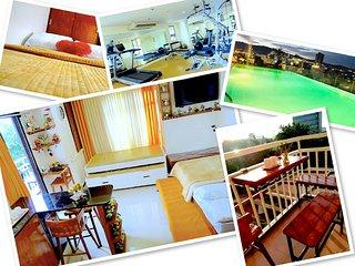 LG Cebu City Suite (kitchenette+balcony+unlimited WIFI)