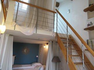 Grande maison 116 m², classée 3* hyper équipé 7 pers calme entre mer et colline