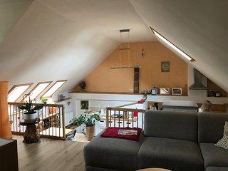 Ferienwohnungen Lohengrin, Wohnung Tristan, 100 qm