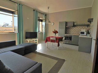 Holiday House air-conditioned accommodation in Salento near Salve Pescoluse - Tw