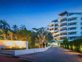 Large 2-bedroom sea view apartment at Sansuri Surin (5-E)