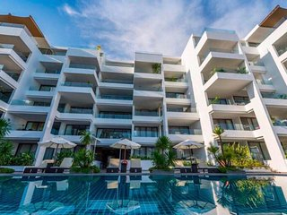 Large 2-bedroom apartment at Sansuri Surin (5-B)