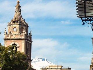 Spacious apt in Catania