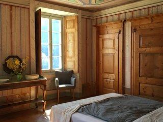 2 Zimmer Wohnung in Cerentino Valle Maggia in schönem Patrizierhaus