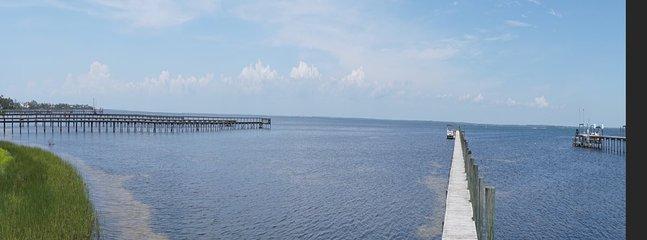 Dock panoramic