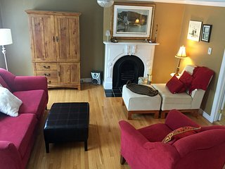 Beautiful St. John's Row House. Perfect Downtown Location!