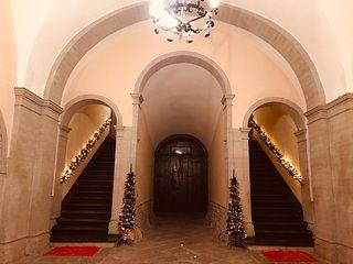 Casa vacanza in pieno  centro del paese primo piano nel palazzo sabelli.