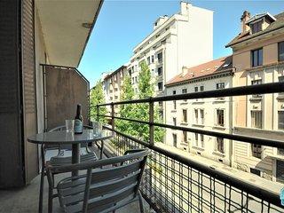 L'Alery - Studio 32 m2 plein centre entierement renove avec balcon