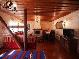 Dora's house in Agios Germanos