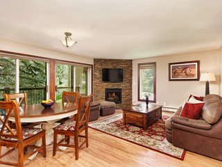 Convenient Snowmass Location, Updated Decor, Balcony, Gas Fireplace, Hot Tub, Pa