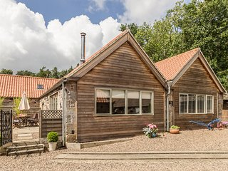 SAWMILL COTTAGE, ground floor, open plan, woodburning stove, WiFi, near