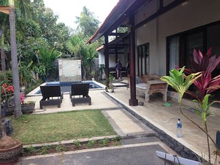 Nice cozy Villa Luh, Luxury full furnished located Kayu putih.North Bali