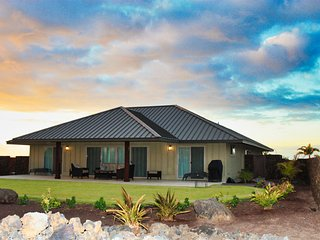 Brand New Luxury House in Ainamalu Waikoloa
