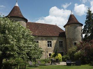 Château du XVIeme siècle