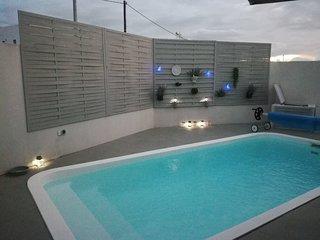Magnifique Villa avec piscine a Trou aux Biches