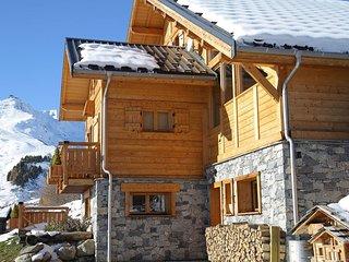 Profitez d'une Vue Sur Les Montagnes | Chalet de Ski + Piscine Privée