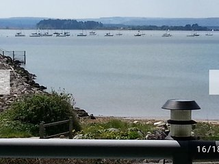 Island View on the edge of Poole Harbour