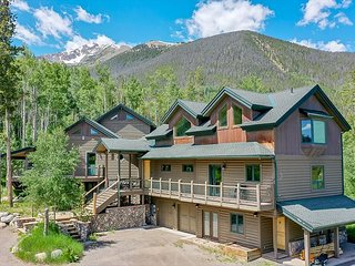 Rainbow Lake Retreat Home Frisco Colorado vacation Rental