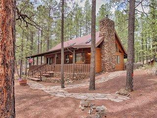 Fabulous Mountain Retreat in Pinetop
