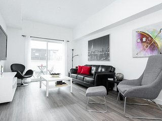 2 Bedroom Urban Condo In One of Canada's Top Areas