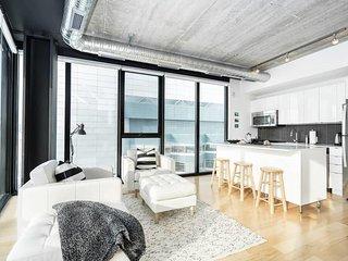 Elegant Industrial Suite on the 7th Floor