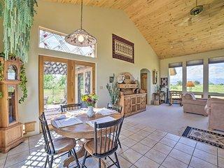 'Casa de Mesa' Durango Home on 9 Acres w/Mtn Views