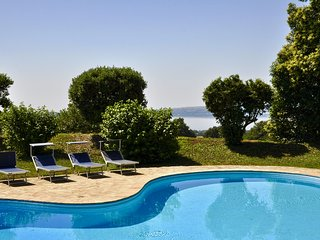 ★★★★★ Boutique Style Waterfront Villa near Rome, Private Pool, Stunning Views