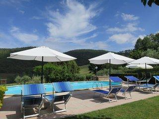 Ulignano Holiday Home Sleeps 4 with Pool and Free WiFi - 5719589