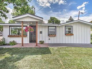 NEW! Charming Great Falls Cottage~2 Mi to Downtown
