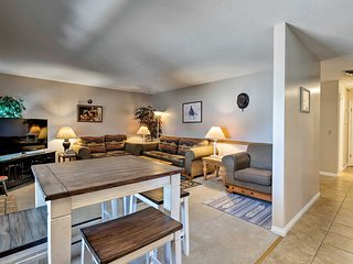 Salt Lake City Family Home w/ Hot Tub & Game Room!