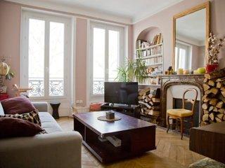 Spacieux appartement dans le centre de Paris