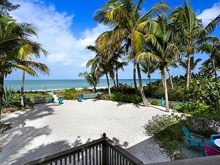 Summer Breeze | 4-bedroom Beachfront Paradise - Low Summer Rates!!!