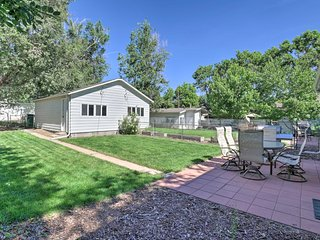 Dog-Friendly Denver Home - 7 Miles to Downtown!