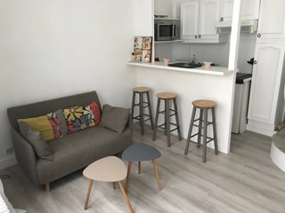Renovated & Secured Triplex 35m2 - quartier latin