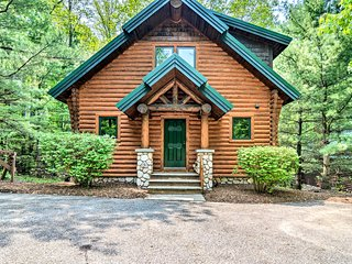 NEW! Boyne Mtn Cabin w/Hot Tub Near Resort