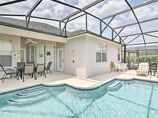 Villa with Pool and Game Room, Mins to Disney