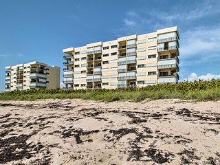 NEW-Oceanfront Jensen Beach Penthouse Condo w/Pool